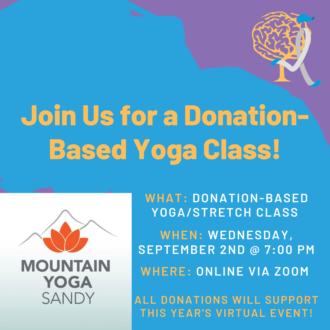 Salt Lake City Join Us For An Online Donation Based Yoga Class Head For The Cure